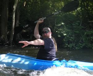 downriver-trip